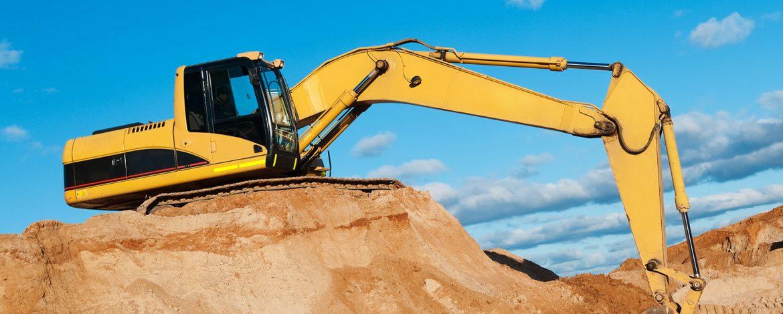 Excavator Hydrolik Parts