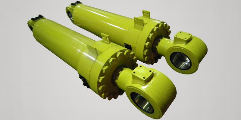 WA 800 İş Makinası Hidrolik Silindirleri