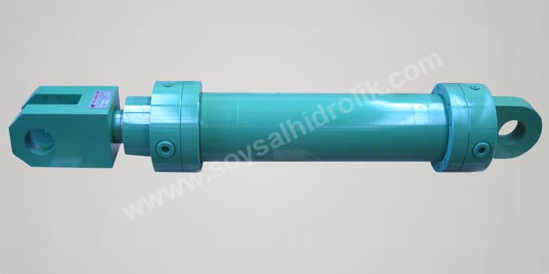 CDH1 MP5 Endüstriyel Makina Hidrolik Silindirleri
