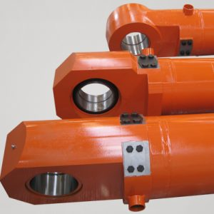EX 1200 İş Makinaları Hidrolik Silindirleri