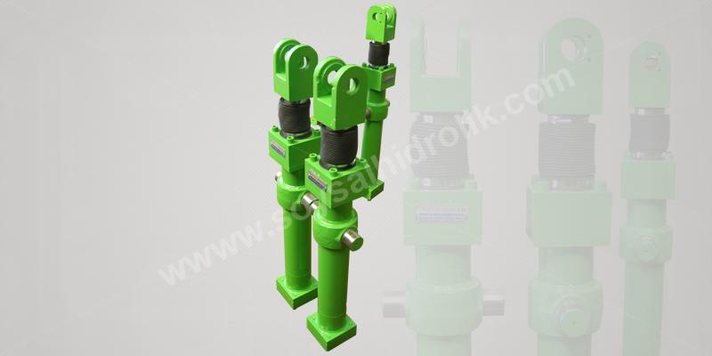 MT4 Sensörlü Silindir Hidrolik