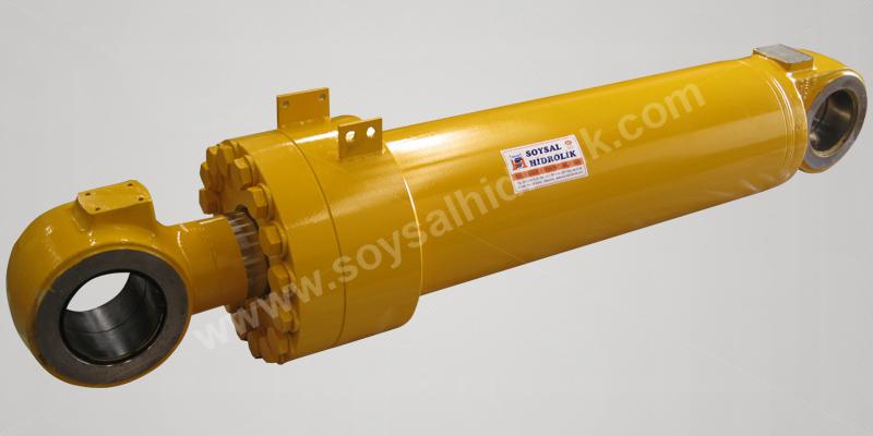 WA 800 İş Makinesi Hidrolik Silindir