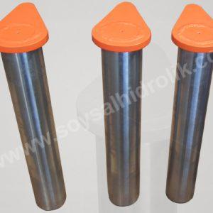 Construction machine pins